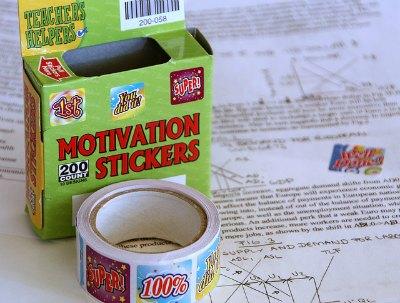 motivation stickers