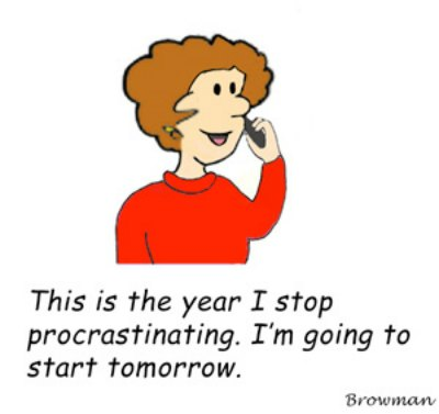 what does procrastination mean